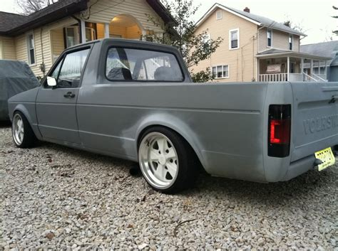 volkswagen caddy pickup mk1 golf caddy pick up fuchs recherche google caddy