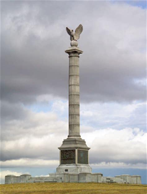 new york state monument antietam national battlefield u