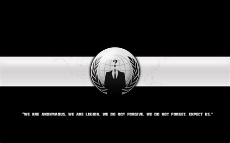 We Are Anonymous Wallpaper