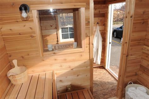 Some Clarity Regarding Windows In The Sauna