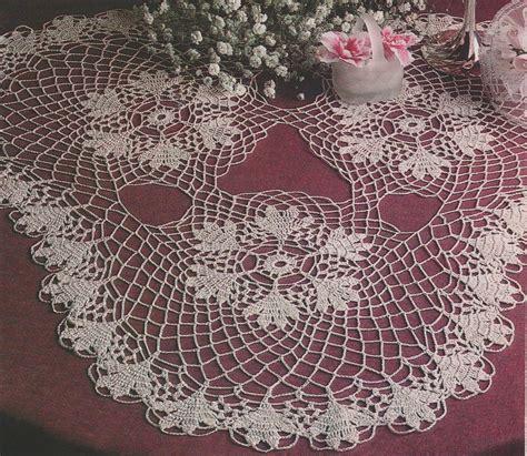 crochet napperon triangulaire 3 fleurs tutoriel gratuit le de crochet et tricot d
