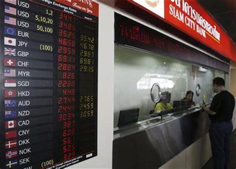 bureau de change argent où changer argent en voyage