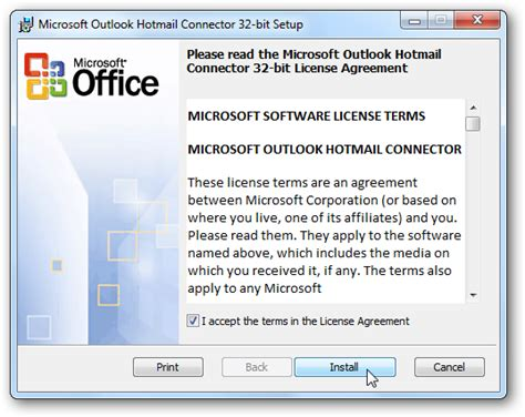add hotmail  email accounts  outlook