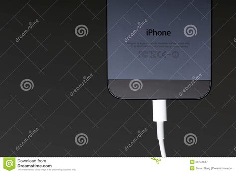 iphone 5 serial number iphone 5 charging on dark background editorial photography Iphon