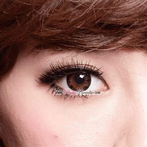 brown colored contacts ex brown circle lenses colored contacts