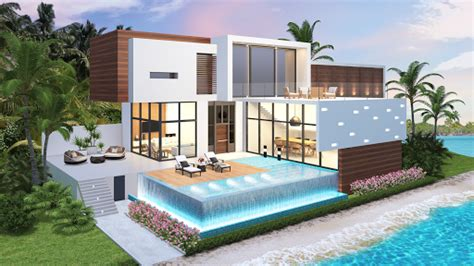 home design paradise life apk mod   unlimited