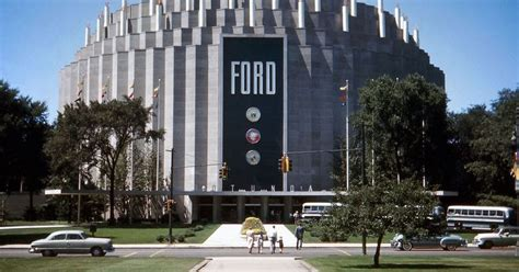 Ford Rotunda Of Dearborn  Amusing Planet