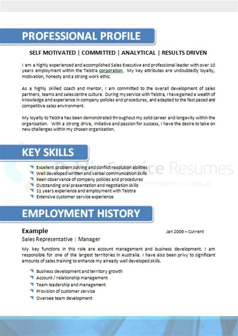 Government Resume Writers Sydney by Cutting Edge Government Resume 187 Service Resume Writers