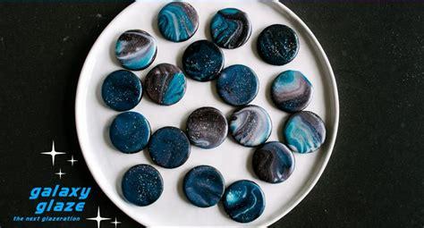 glazed galaxy cookies galaxy cookies