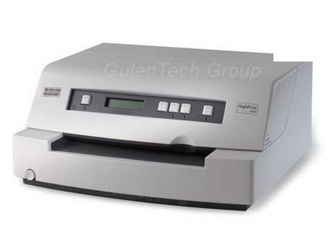1750054418, Wincor 4915+ Basic Printer 01750054418, Wincor