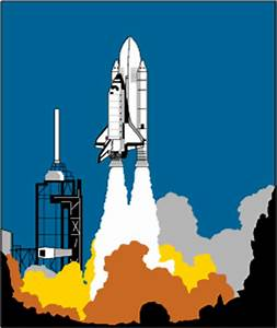Space Shuttle Animation - Pics about space
