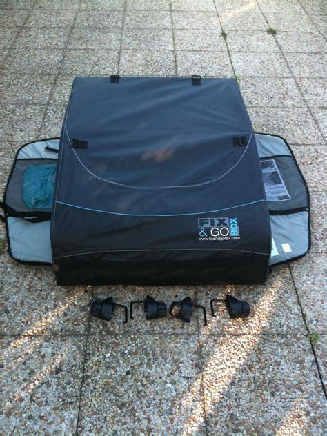 coffre de toit pliant trop de bagages en voiture pensez au coffre de toit souple et pliable