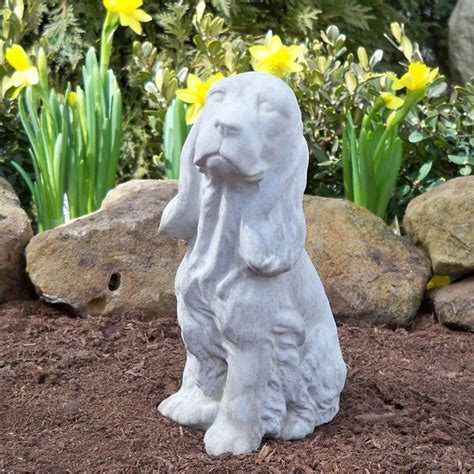 pet marker specializes  concrete dog cat statues