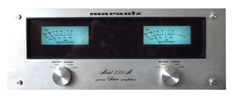 marantz  manual stereo power amplifier hifi engine