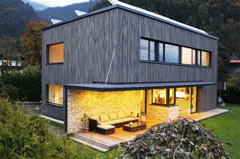 Moderne Häuser Würfel by Tirolia Blockhaus Holzhaus Design Als W 252 Rfel Holzhaus