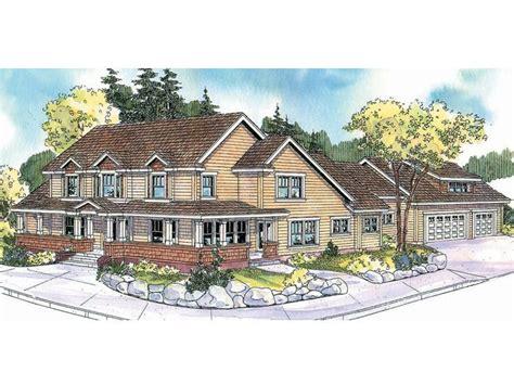 unique corner lot house home building plans