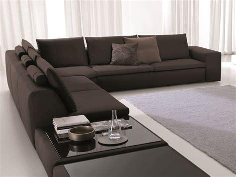 Divani Moderni Angolari In Tessuto : Bryan Corner Sofa By Bontempi Casa Design Fabrizio Ballardini