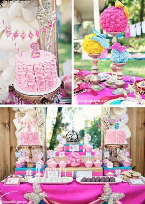 kara 39 s party ideas glamorous girl 1st birthday kara 39 s party ideas fairy themed birthday party