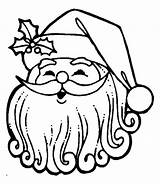 Coloring Santa Claus Pages Beard Christmas Curly Joyful Colouring Happy Printable Template Goatee Mrs Colornimbus Draw Lankybox Netart Getcolorings Drawing sketch template