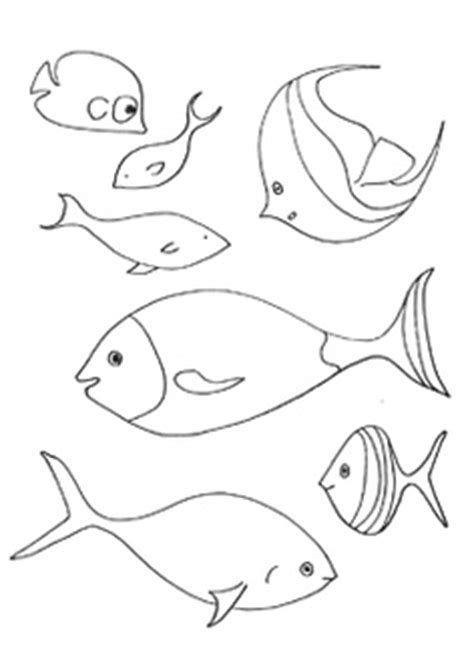 tropical fish coloring pages getcoloringpagescom