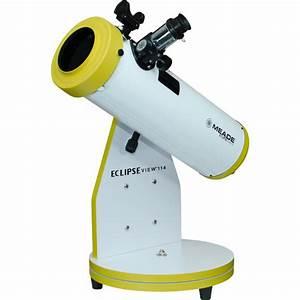 Meade Eclipseview 114mm F  4 Az Reflector Telescope 227001