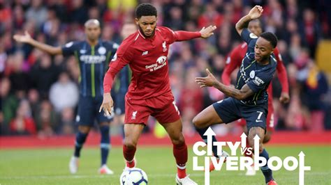 City Vs Liverpool - Liverpool vs Man City LIVE: Latest ...