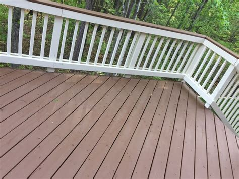 choosing stain color for the deck sherwin williams deck