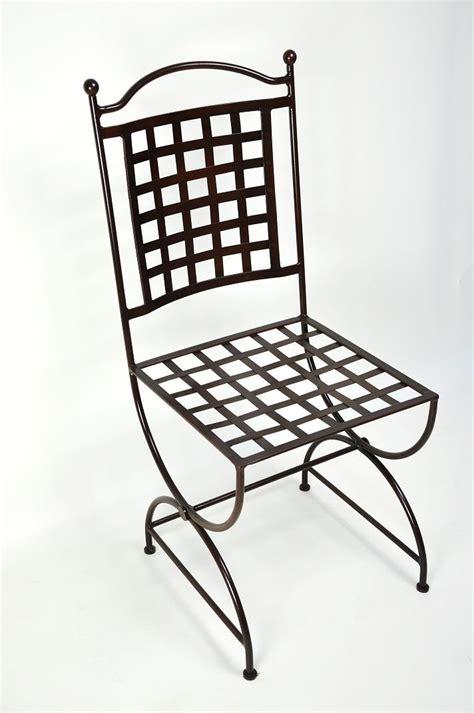 chaises fer forg chaise en fer forgé robion mobilier en fer forgé aix