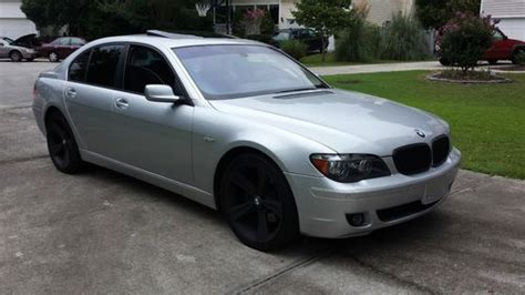 Sell Used Rare 2007 Bmw 750i 7 Series Loaded 21'' Sport