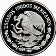 Mexico ESTADOS UNIDOS MEXICANOS 5 Pesos KM 627 Prices ...