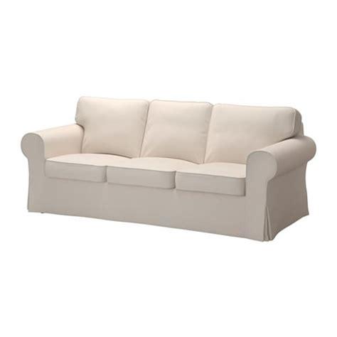 sofa 3 plazas ektorp ektorp sof 225 3 plazas lofallet beige ikea