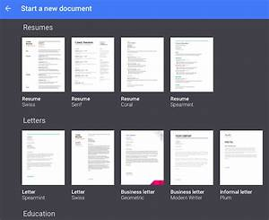 templates insights and dictation in google docs With google doc presentation templates