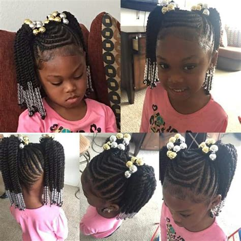 Lil Braiding Hairstyles by Pin By Shatela On Braids Hairstyles Hair