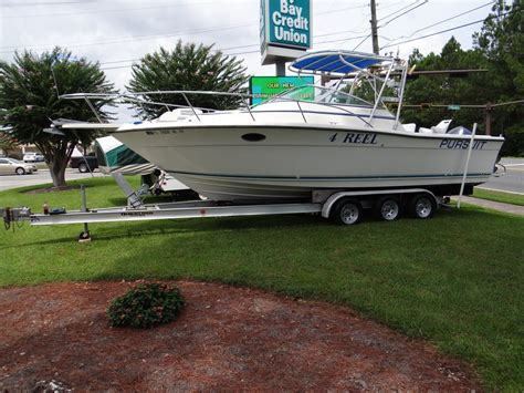 Pursuit Boats Usa by Pursuit Pursuit 2650 S2 Yachts Boat For Sale From Usa