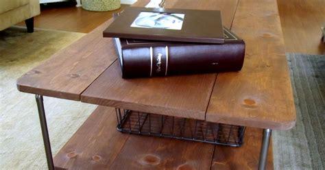 restoration hardware coffee table knock off hometalk