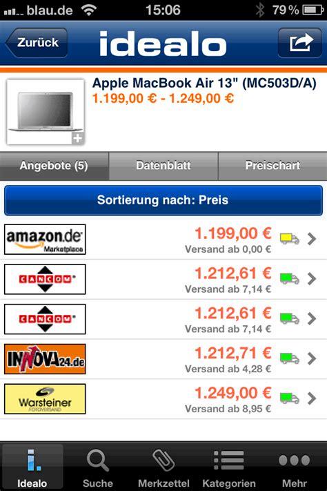 App Der Woche Idealode Shop4iphonesblog