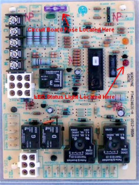 problem       volts   contactor