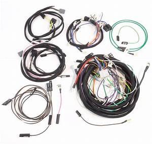 Ihc  Farmall Hydro 100  U0026 996 Diesel Serial  11684  U0026 Up Complete Wire Harness