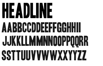 50 fonts for big bold headlines designm ag