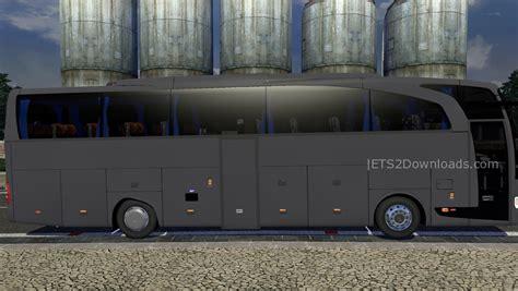 mercedes benz travego  shd bus ets  mods etsdownloads