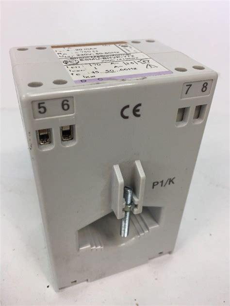 EMH Strom-Meßumformer ESMU-BHVP-Y72 170A , NP 638,14 ...