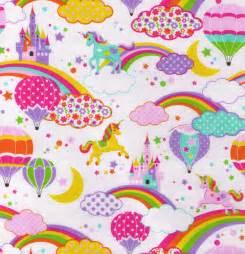 Rainbow Glitter Unicorn