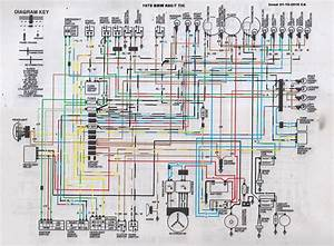 Wiring Diagram Bmw R1100rt