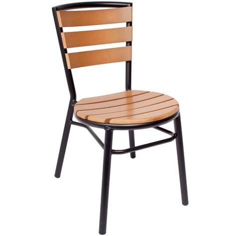 bfm seating msstkbl norden outdoor indoor stackable