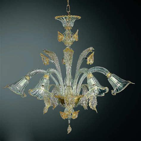 aquatico chandelier italian glass chandelier