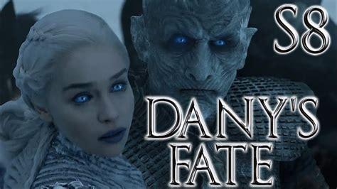 daenerys targaryens fate  season  confirmed spoilers