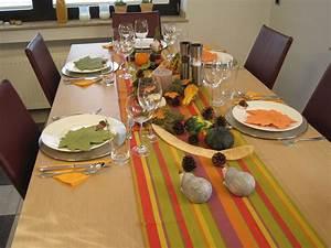 Herbst Tischdeko Natur : h bsche tischdeko ideen f r den herbst ~ Bigdaddyawards.com Haus und Dekorationen