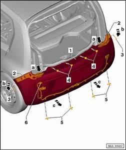Volkswagen Workshop Manuals  U0026gt  Up   U0026gt  Body  U0026gt  General Body