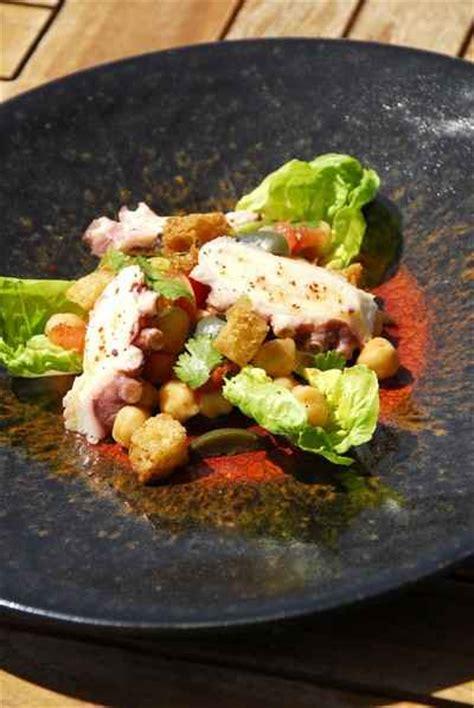 recette salade de poulpe  la tunisienne
