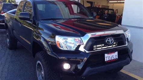 toyota tacoma hid headlight and fog lights 5000k los